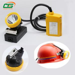 China Mining Industry Light 1W 6.6Ah Led Battery Explosionproof Security on sale