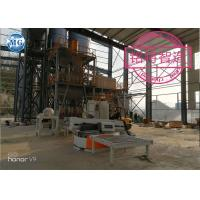 Cement Sand Mixing Mortar Mixing Equipment With PLC Control System