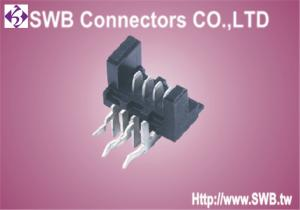 China Right Angle Picoflex Header IDC Connector Wire to Board 1.27mm Pitch on sale