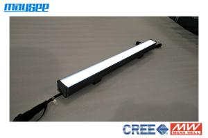 China 8 Pixel 12W 24VDC Led Wall Wash Recessed Lighting With Aluminum Anodized on sale