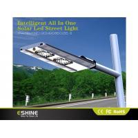 Ultra-thin Led Street Lamp , Aolar LED Garden Lights PIR motion senor