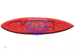 China OEM Aluminum A356 Sit On Top Kayak Mold Rotomolded Boat Manufacturers on sale