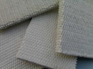 China 4mm Canvas Water slide / Canvas Cement Polyester (Air slide) / Canvas Dust Fabric, air filter. on sale