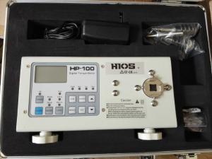 China High Quality HIOS HP-10, HP-100 Digital Torque Tester on sale