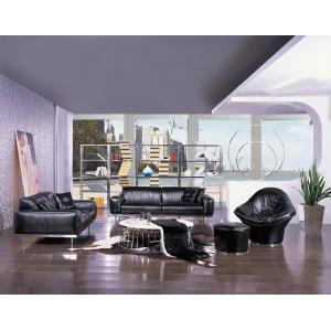 Quality Кожаные диваны мебели живущей комнаты роскошные, европейский современный стиль for sale
