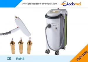 China Long Pulse Nd YAG Laser Hair Removal Machine For Dark and sensitive skin on sale