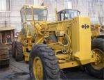 used komatsu GD511 Excavator for sale with good condition engine/low price/high quality