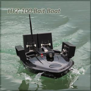 China Large Bait Capacity  RC Fishing Boat with  Wireless Sonar GPS on sale