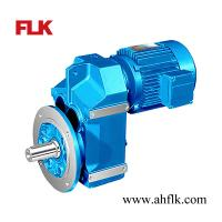 China F series Shaft Mounted Helical Geared Motor on sale