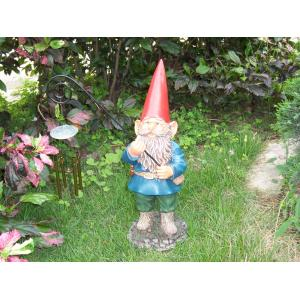 China Resin mini Funny Garden Gnomes figurine porcelainfor decorating on sale