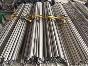 """China UNS S32100 Seamless Duplex Stainless Steel Pipe Welded 1 / 2 - 48"""" OD on sale"""