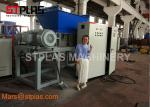 Durable Electricity Plastic Recycling Pellet Machine With Double Shaft
