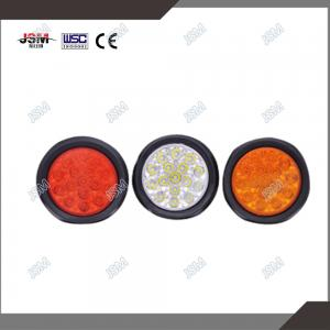 China 4 round semitrailer/wagon/truck/tractor led tail light,trailer lights on sale