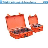 High-power Multi-electrode 2D Resistivity Underground Stratum Imaging System