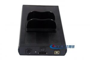 China Indoor Outdoor 3.5 Inch HDD Enclosure / 3.5 Inch Hard Disk Casing USB 3.0 To SATA on sale