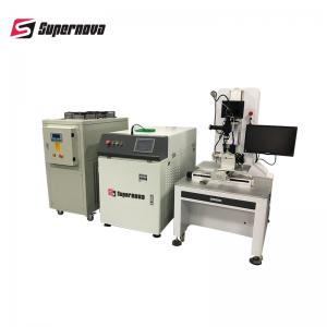 China 200W 4 Axis Automatic Laser Welding Equipment CCD System With Rotary on sale