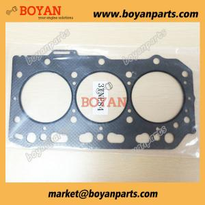 China Yanmar 3D84-3 3TNE84 3TNV84 Steel Made Cylinder Head Gasket YM129002-01331 on sale