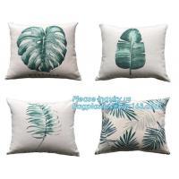 Deluxe Reusable Eco Bags Home Decorative Plush Faux Fur Cushion Cover Fashion Christmas