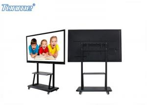 China Windows / Android Network LCD Interactive Whiteboard With Die - Cast Cabinet on sale