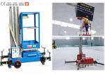 China Office Buildings Aerial Work Platform Push Around 8 Meter Height For One Man wholesale