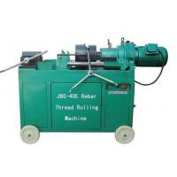 HG Rebar Thread Rolling Machine Processing Range 16MM - 40MM SGS Certification