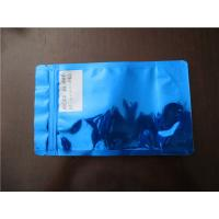 Personalized Stand Up Zip Lock Bags Food Flexible Packaging For Deep Fried Product