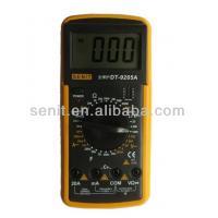 Senit best digital multimeter dt9205a with capacitance test factory direct sale