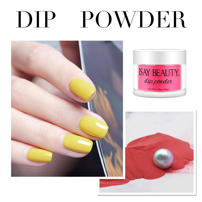 China Vw Best Quality Nail Color Dipping Acrylic Powder Nail