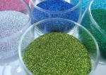 Colored Fine Hexagon Glitter Powder Makeup Dust Nail Powder for Art Decorations