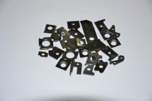 China Wood cutter Tungsten Carbide Inserts YG6X YG10X 14.8g/cm3 92HRA on sale