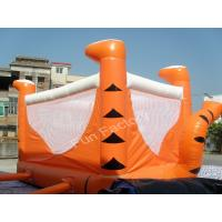 China Double Triple Stitch Happy Hop Inflatable Jumping Castles For Rent on sale