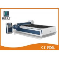 Carbon Steel / Stainless Steel Laser Cutting Machine 500W With Continuous Wave Laser