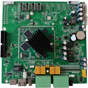 China H.264 Main Profile 960H DVR PCB Board / HD DVR Circuit Board on sale