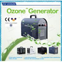 Car portable air purifier Hotel Ozone Machine / air cooling auto ozone generator