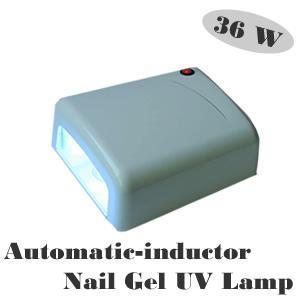 China Innovative automatic-inductor 36W Nail Gel uv lamp( KS-NA003) on sale