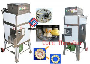 China Stainless Steel Fruit Processing Equipment / Sweet Corn Thresher Machine on sale