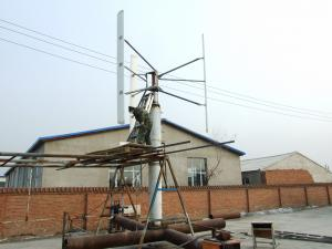 China Vertical Axis Variable pitch Wind-Power turbine (FDC-HV Series) on sale