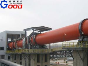 China Active lime production equipment on sale