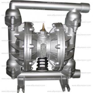 China Flange Connection QBY Pneumatic Diaphragm Pump on sale