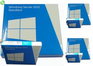 Quality Software Windows Server OEM , Win Server Standard 2012 R2 / Windows Server 2008 for sale