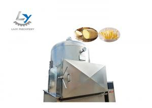 China Industrial Continuous Vacuum Fryer, Vacuum Fried Chips Machine Computerized Control on sale