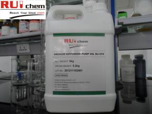 China Diffusion Pump Oil RJ-275 Equivalent to DC705 on sale