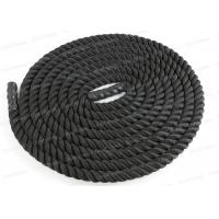 Gym Battle Rope For Women Weight Loss Arm Strength Training Workout Routine