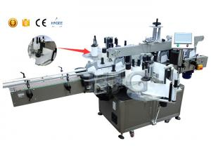China Filling Capping Auto Labelling Machine 110V / 220V With PLC Control System on sale