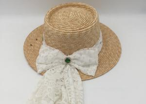 ... Quality Bowknot Straw Hat 5e3053253387