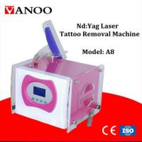 Professional Laser Tattoo Removal Machine , Q Switch Yag Laser Machine 1 Head