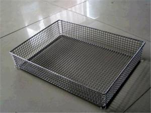 China hot sale 304 stainless steel mesh filter baskets on sale