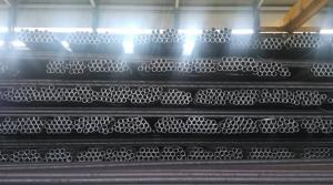 Quality ASTM Black Carbon Steel Seamless Pipe For War Industry / Electric Power for sale