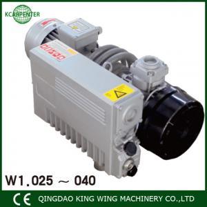 China Vacuum membrane press machine accessories 1.5kw oil Vacuum Pump on sale