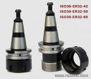China CNC Tool Holders for HSD ISO30 ATC Spindle with Covernut and Pull Stud on sale